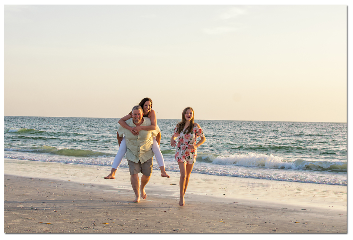 Clearwater Beach Photographer for Family Portraits