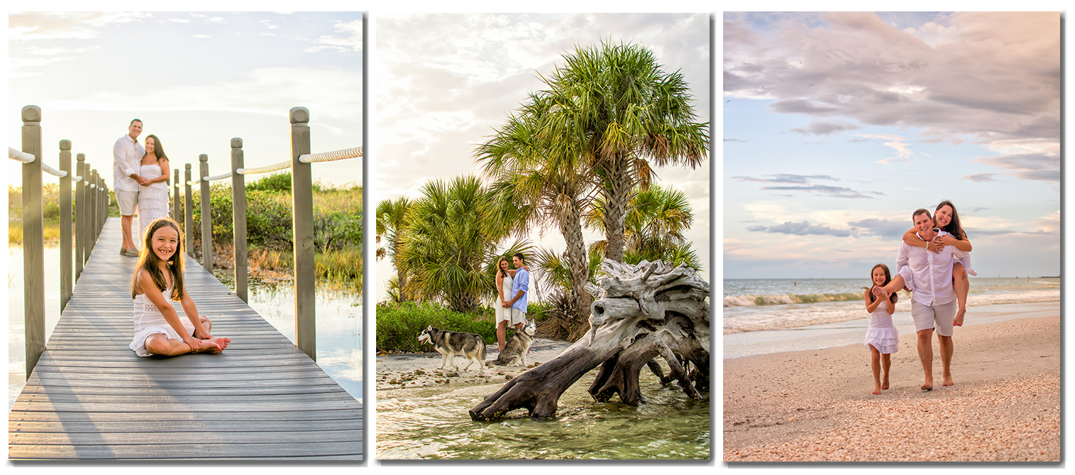 clearwater beach photographers and tybee island photographers